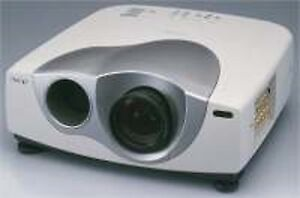 **Sony LCD VPL-VW10HT Video Projector