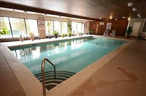 Beautiful 2 bedroom apartment for rent near 401!