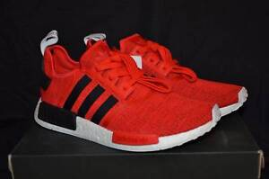 US 10.5 Adidas NMD R1 Red Leeming Melville Area Preview