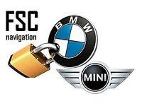 BMW Navigation Update Life Time FSC Code NBT PREMIUM NEXT MOVE MOTION www latestsatnav co uk
