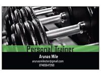 Personal Training sesions