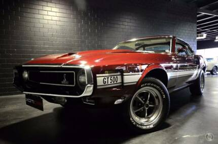 1969 Ford Shelby GT 500 Auto MY69 Wangara Wanneroo Area Preview