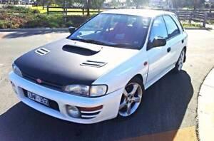 1994 Subaru WRX Hatchback 'FAST' Handles great!'  Bigger turbo Geelong Geelong City Preview