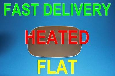 LEXUS LS430 GS 300 350 2001-2008  WING MIRROR GLASS HEATED FLAT RIGHT OR LEFT