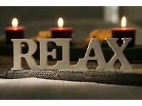 RELAX and ENJOY massage