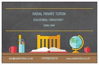 RADIAL PRIVAITE TUITION EDUCATIONAL CONSULTANCY