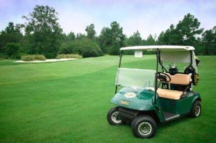 Golf Cart Servicing & Repairs
