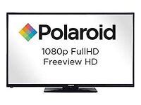 """Polaroid 50"""" Full HD LED TV with Freeview HD"""