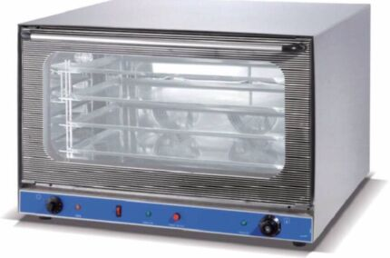 Heavy Duty Turbo Commercial Convection Oven Fanforced Single Phas