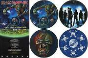 Iron Maiden Final Frontier 2LP Picture Disc