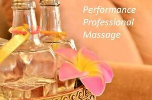 Performance Professional Massage Rivervale Belmont Area Preview