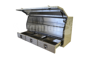 Alloy Toolboxes, Dog Crates & Accesories Edmonton Cairns City Preview