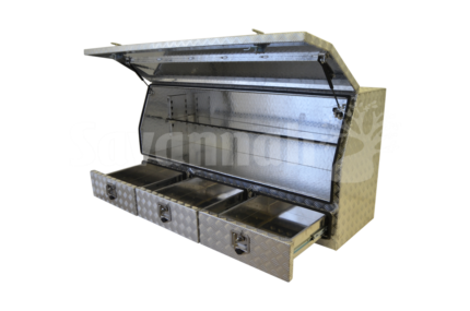Alloy Toolboxes, Dog Crates & Accesories