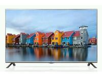 """LG 42"""" LED tv builtin freeview USB media player fullhd mint condition fully"""