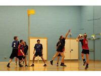 Cambridge City korfball club beginners course