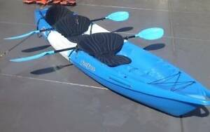 Feel Free Corona 3 Seater Premium Family Kayak Package Gawler South Gawler Area Preview