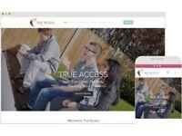 Wordpress - Mobile Friendly Beautiful Website Designing - Online Stores - Blogs - Booking Websites