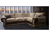 The Scs Ashley corner sofa with Free FOOTSTOOL #