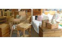 WANTED - Wooden furniture