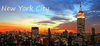 New York City Bus tour - Staying in Manhattan! Dec. 6-11,2016