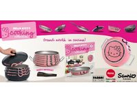Hello Kitty Pots Collection Made In Italy