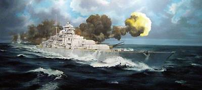 Trumpeter Battleship BISMARCK 1:200 9363702 Trumpeter 03702  X