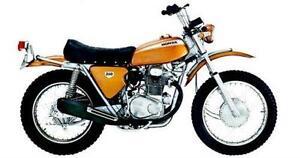 Honda 350 Motorcycle   eBay