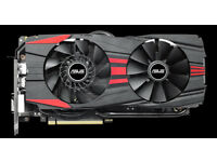 Asus GTX 960 Second Hand, Never Over Clocked. Well looked after.