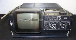 Vintage Sears TV/AM/FM Radio