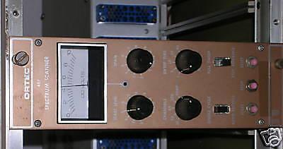 Egg Ortec 487 Spectrum Scanner Nim Bin Module Nice