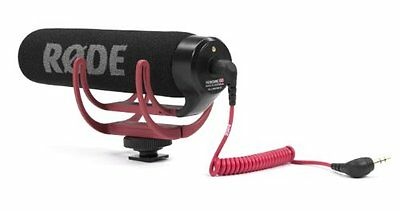 Rode VMGO Video Mic GO Lightweight On-Camera Microphone Super-Cardio