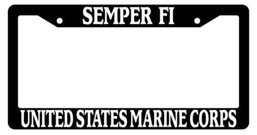 USMC License Plate Frame | eBay