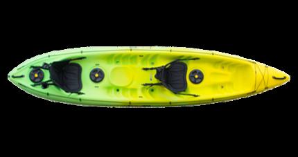 Viking Nemo 2+1 | Double, Single or Tripple Sit-On top Kayak