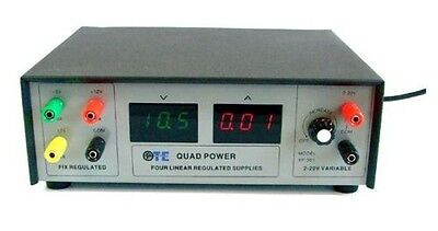 Xp-581d Quad Digital Variable Linear Dc Power Supply- Speciall