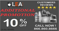 Same Day Appliance Repair 24/7 | Best price In the GTA