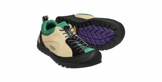 Keen Mens Jasper Rocks SP Trainers Casual Leather Breathable Lightweight Comfort