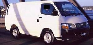 Toyota Hiace LWB Cargo Barrier in good condition Novar Gardens West Torrens Area Preview