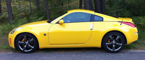 2005 Nissan 350Z Anniversary Coupe with Vortec Supercharger