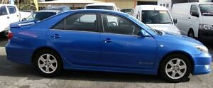 2005 Toyota Camry MCV36R MY06 Sportivo Blue 4 Speed Automatic Sedan Bellevue Swan Area Preview