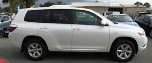 2010 Toyota Kluger GSU45R KX-R AWD White 5 Speed Sports Automatic Wagon Bellevue Swan Area Preview