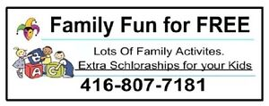 Free Tickets Wonderland, Movies, Zoo and more 416-807-7181