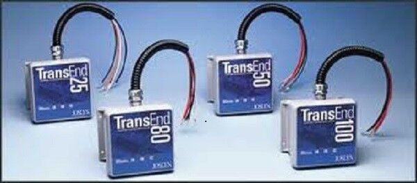 TransEnd 25 Transient Suppression System new old stock