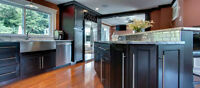 Premium All Wood Kitchen Cabinets - 35% - 45% Off Retail!!