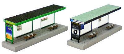 Tomytec (Komono 122) Bus Stop C 1/150 N scale