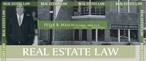 REAL ESTATE LAWYER- PERSONALIZED SERVICE - LOW RATES