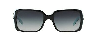 Authentic TIFFANY & CO. Victoria Rectangular Sunglasses TF 4047B - 8055/3C (Tiffany Sunglasses)