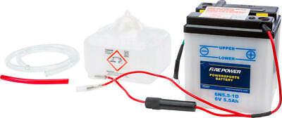 WPS Fire Power 6N55 1D Battery 6N55 1D Honda Trail 90ST90KMotosport 90