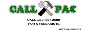General Contractor, Licensed, Insured