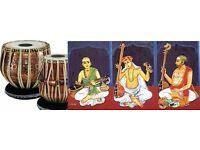 Indian Classical Carnatic Vocal music & Tabla Lessons in Solihull/Birmingham for all Ages
