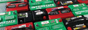 $50 USED CARS BATTERIES FOR MOST CARS-SUVS And TRUCKS